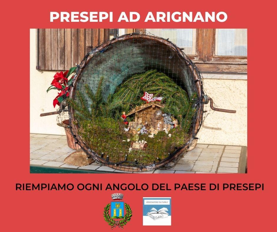 Presepi a Arignano
